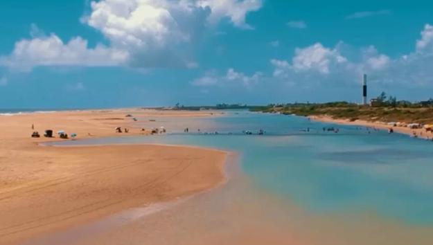 Praia de Urussuquara